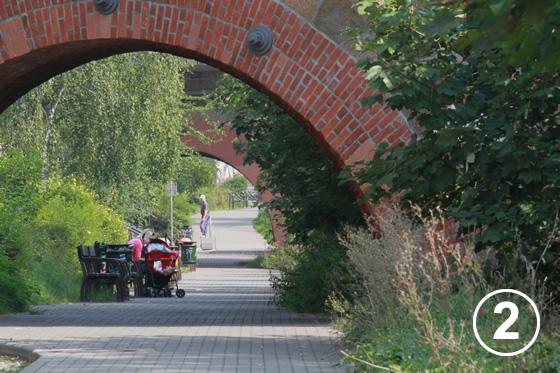 カール・ハイネ運河の再生事業2