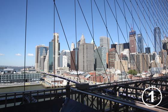 ブルックリン橋1