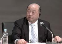 横内憲久教授