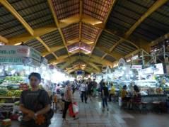 伝統的な市場