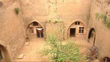 中国の地下住居 ヤオトン