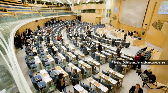 スウェーデン政治の方法