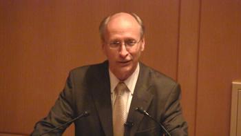 ステファン・ノレーン スウェーデン大使