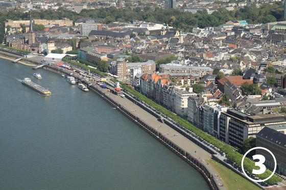 ライン・プロムナード(Rhein Promenade)3