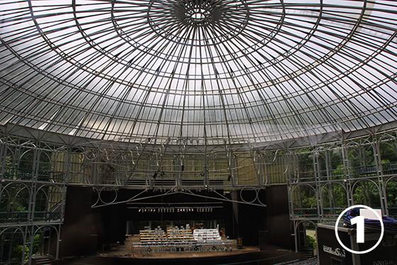 針金オペラ座(Ópera de Arame)1