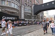 ギネス・ストアハウス(ギネスビール博物館) Guinness Storehouse