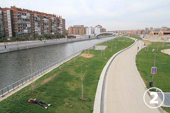 マドリッド・リオ(Madrid Rio)2
