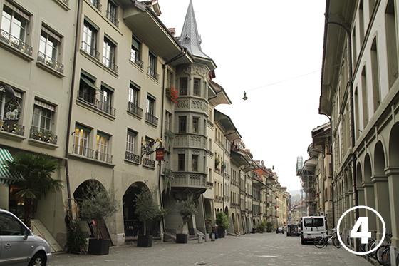 ベルン旧市街地の景観規制(ベルン市条例14条) (Conservation of Townscape of Bern Old City, City Ordinance #14)4