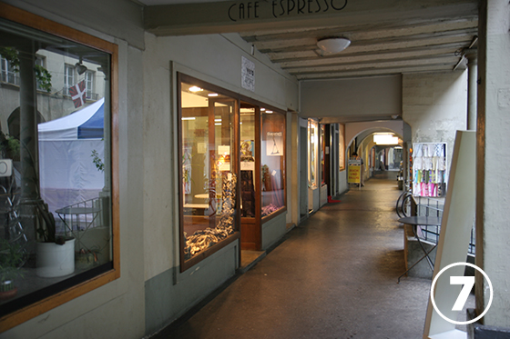 ベルン旧市街地の景観規制(ベルン市条例14条) (Conservation of Townscape of Bern Old City, City Ordinance #14)7
