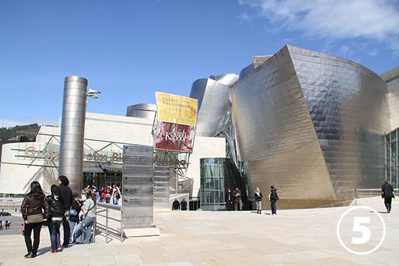 ビルバオ・グッゲンハイム美術館5