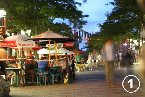 チャーチストリート・マーケットプレイス(Church Street Marketplace)1