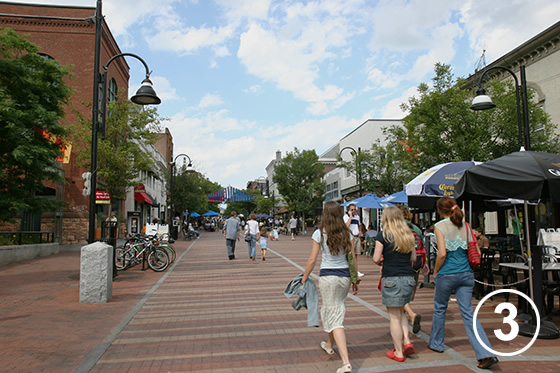 チャーチストリート・マーケットプレイス(Church Street Marketplace)3