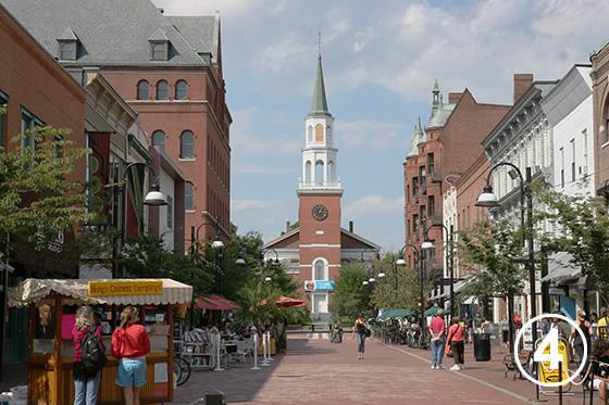 チャーチストリート・マーケットプレイス(Church Street Marketplace)4