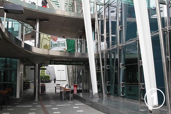 ストリッシュコフ駅(Strizkov Metro Station)1