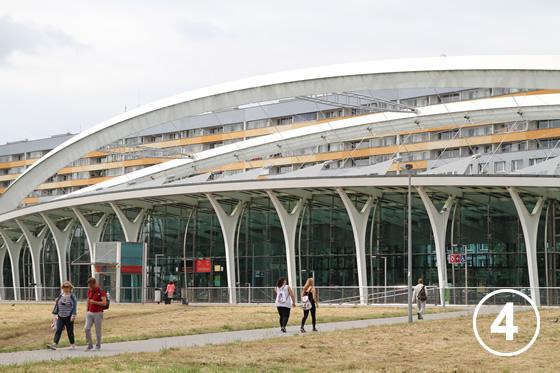 ストリッシュコフ駅(Strizkov Metro Station)4