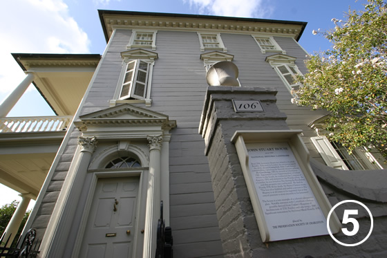チャールストンの歴史保全(Historic Preservation of Charleston)5
