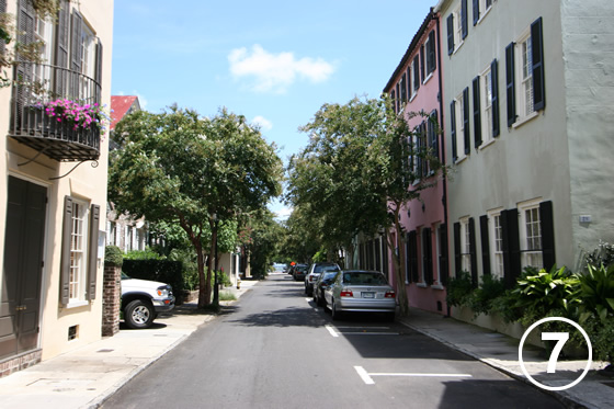 チャールストンの歴史保全(Historic Preservation of Charleston)7