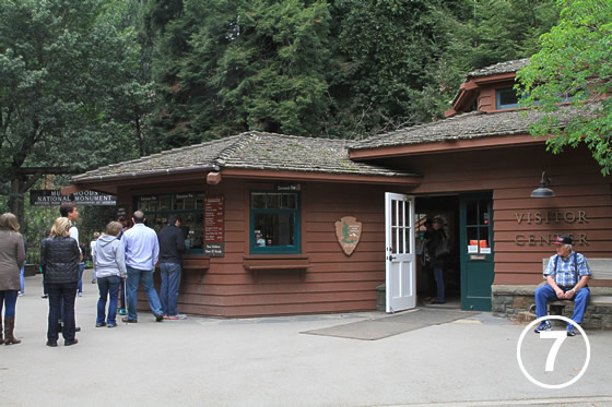 068 ミュア・ウッズ国定公園の保全 (Preservation of Muir Woods National Monument)7