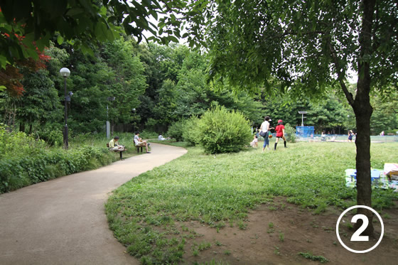 070 白金台のどんぐり児童遊園