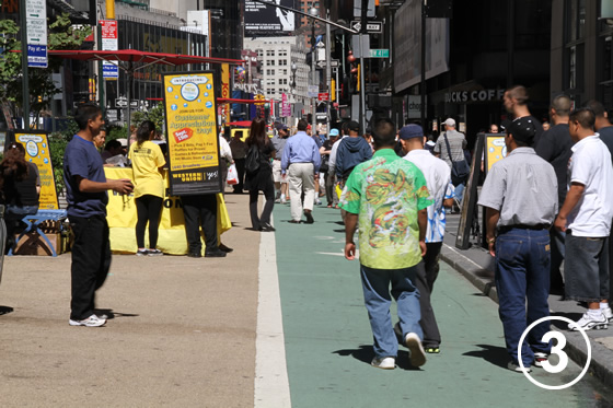 074 ブロードウェイの歩行者専用化 The Pedestrianization of Broadway, New York 3