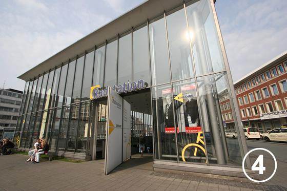 076 自転車ステーション ミュンスター4