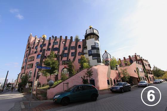 085 マグデブルクの「緑の砦」