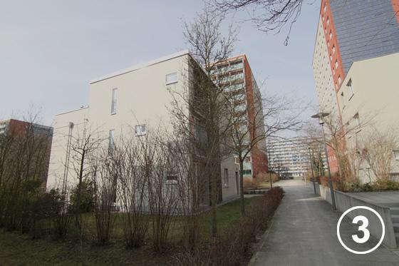 086 セオドア・シュトローム通りの減築プロジェクト