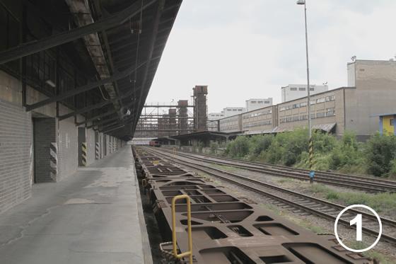 088 ジズコフ駅(Zizkov Station)の再生プロジェクト1