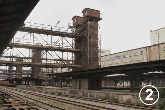 088 ジズコフ駅(Zizkov Station)の再生プロジェクト2