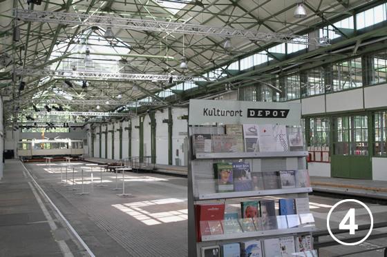 カルチャーセンター・ディーポ、ドルトムント4