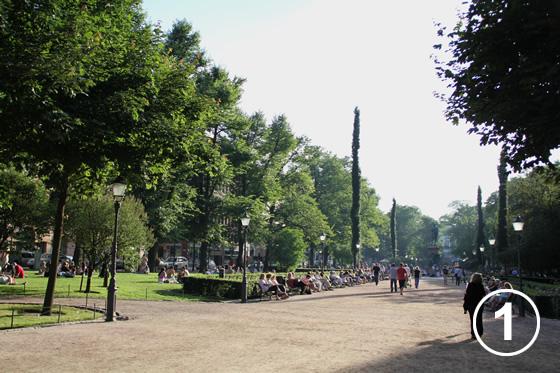 105 エスプラナーデ公園