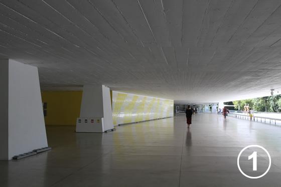 オスカー・ニーマイヤー博物館1