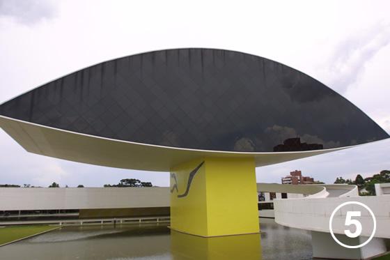 オスカー・ニーマイヤー博物館5