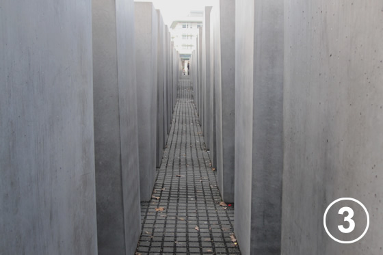 ホロコースト記念碑3