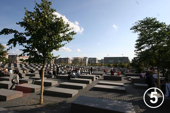 ホロコースト記念碑5
