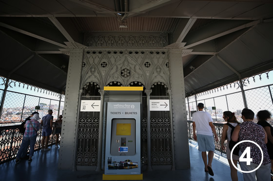 サンタ・ジュスタのエレベーター4