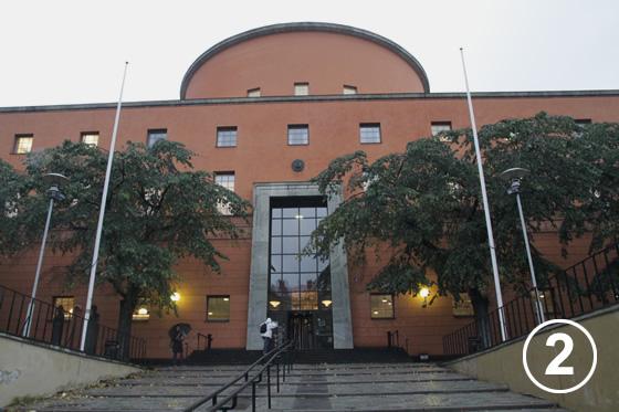ストックホルム市立図書館2