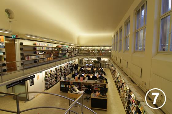ストックホルム市立図書館7