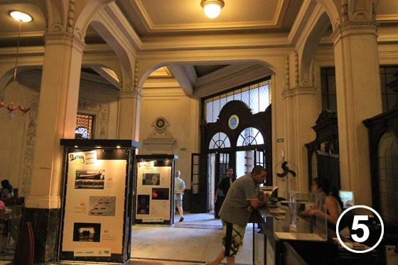 163 サントスの珈琲博物館