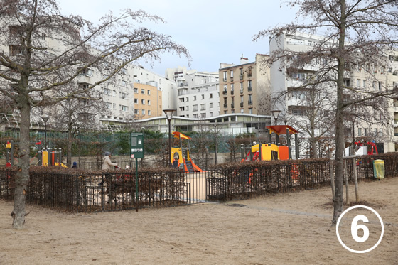 168 アンドレ・シトロエン公園6