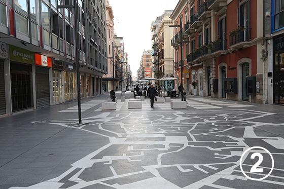 170 ヴィア・スパラーノ(Via Sparano)の改修事業2