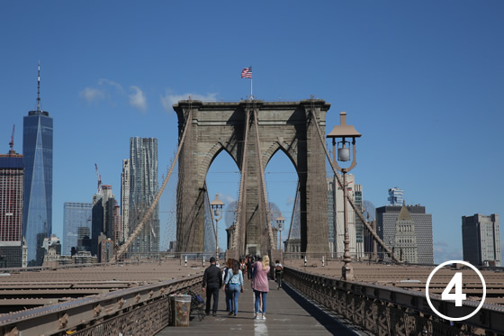 ブルックリン橋4