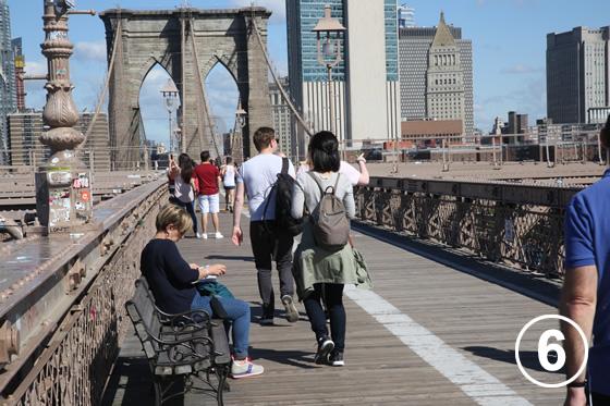 ブルックリン橋6