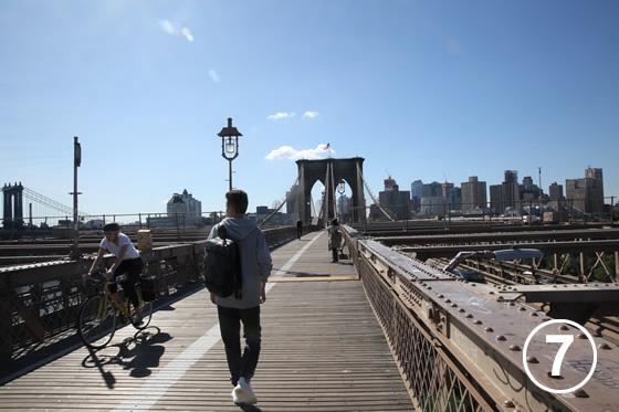 ブルックリン橋7