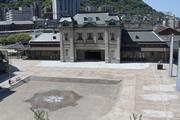 門司港駅の改修と広場の再生