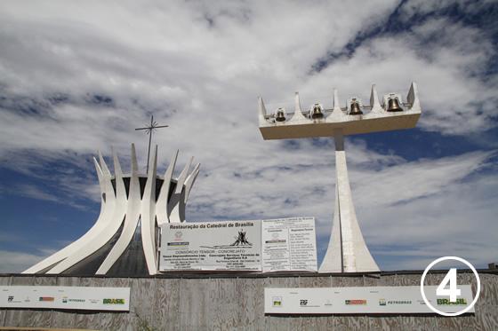 191 ブラジリアの大聖堂