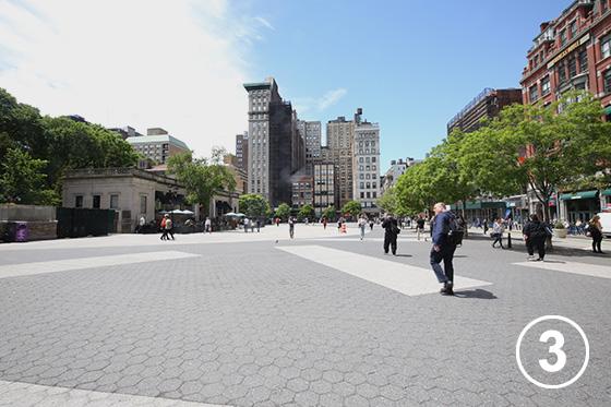 ユニオン・スクエア(ニューヨーク)とBID3
