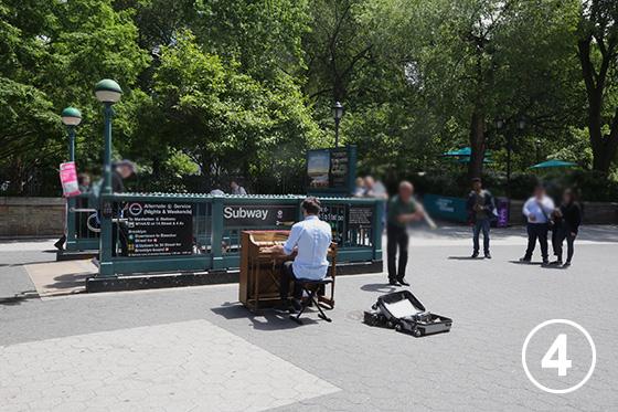 ユニオン・スクエア(ニューヨーク)とBID4