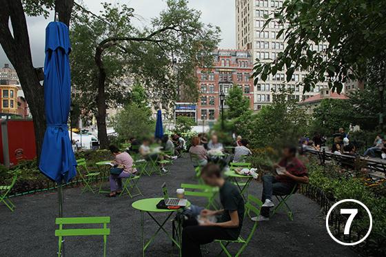 ユニオン・スクエア(ニューヨーク)とBID7