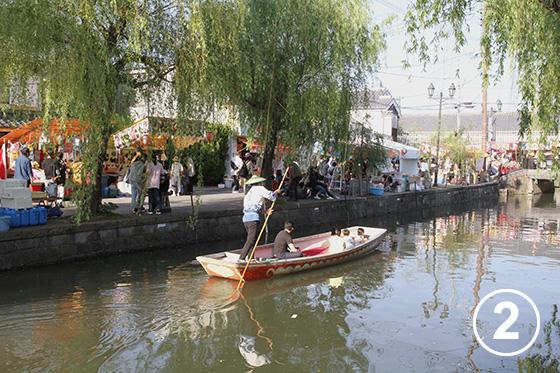 205 柳川市の堀割の復活